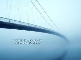 journey not destination